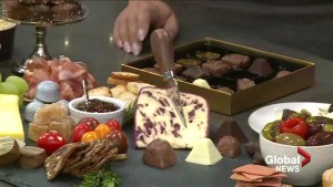 Purdy's Chocolatier making holiday treats